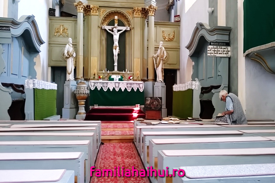Crit, biserica