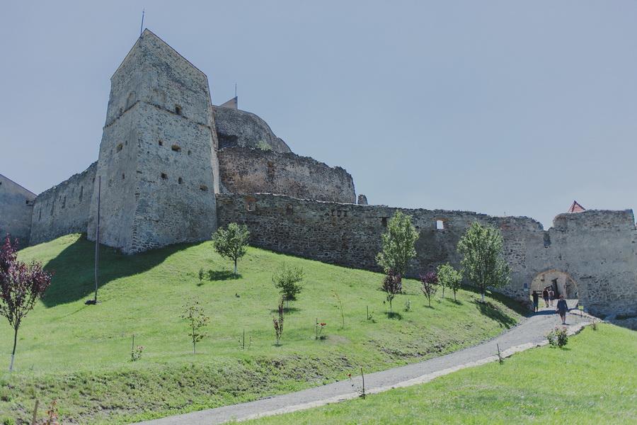 Haferland, Cetatea Rupea