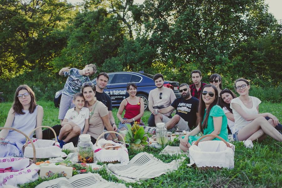 Haferland, picnic