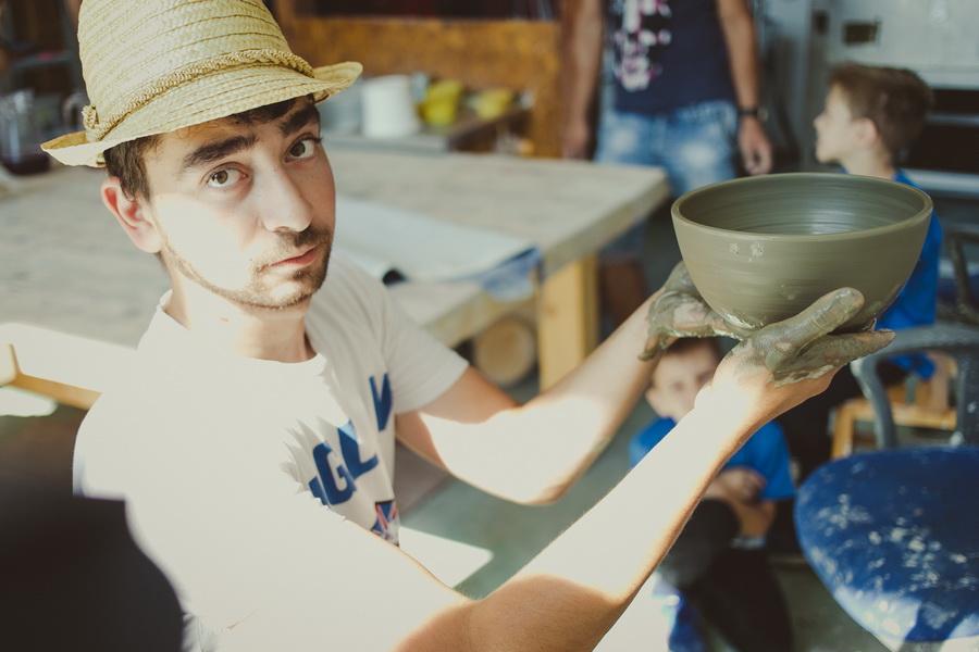 Saschiz ceramics
