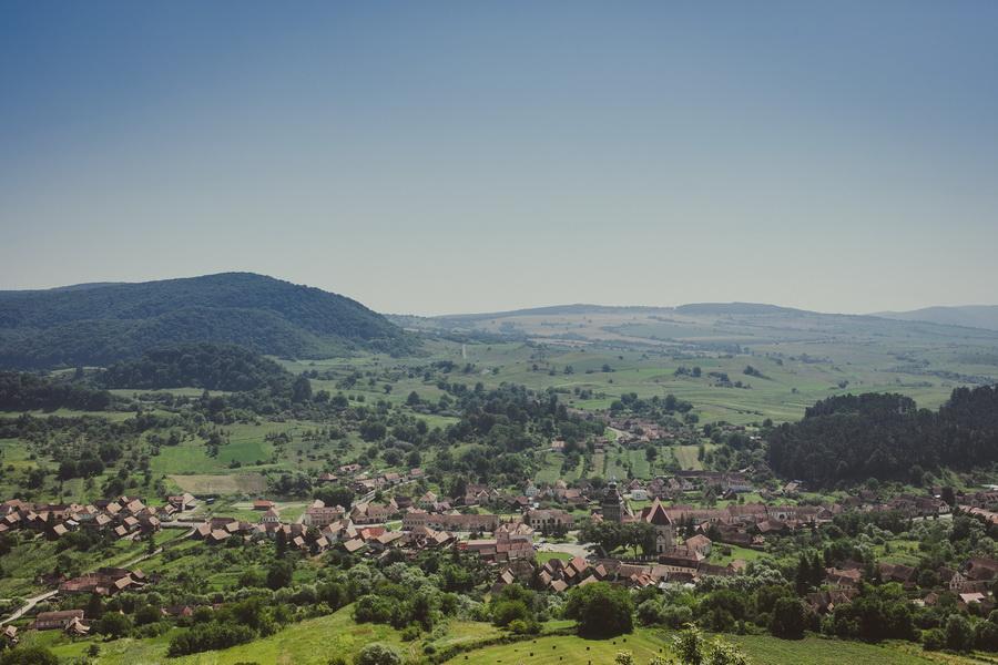 Haferland, Saschiz