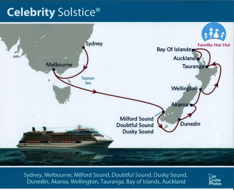 Croaziera cu Celebrity Solstice
