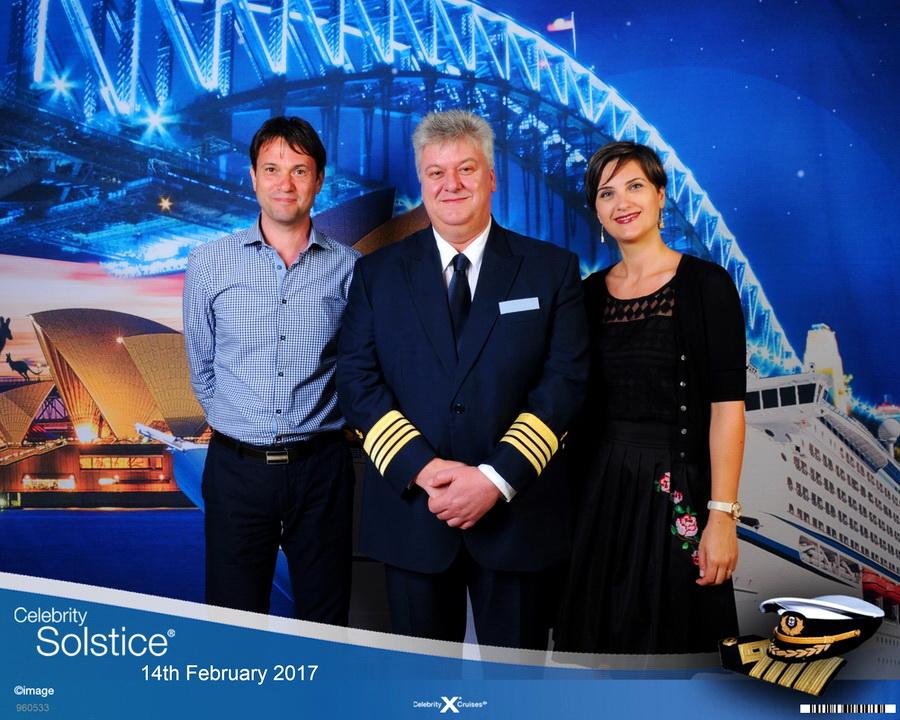 croaziere cu copii, Celebrity Cruises, Celebrity Solstice, captain Zisis Taramas