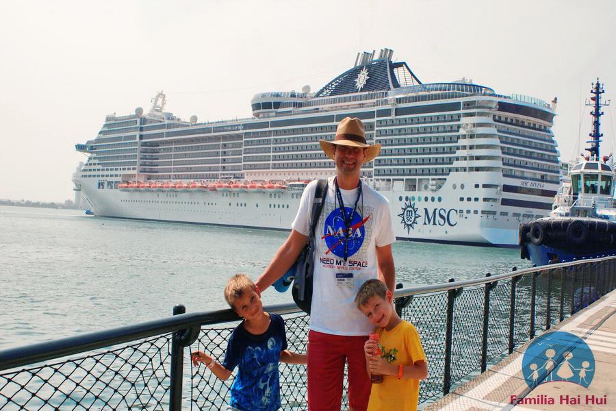 croaziere cu copii, MSC Cruises, MSC Divina, Cartagena