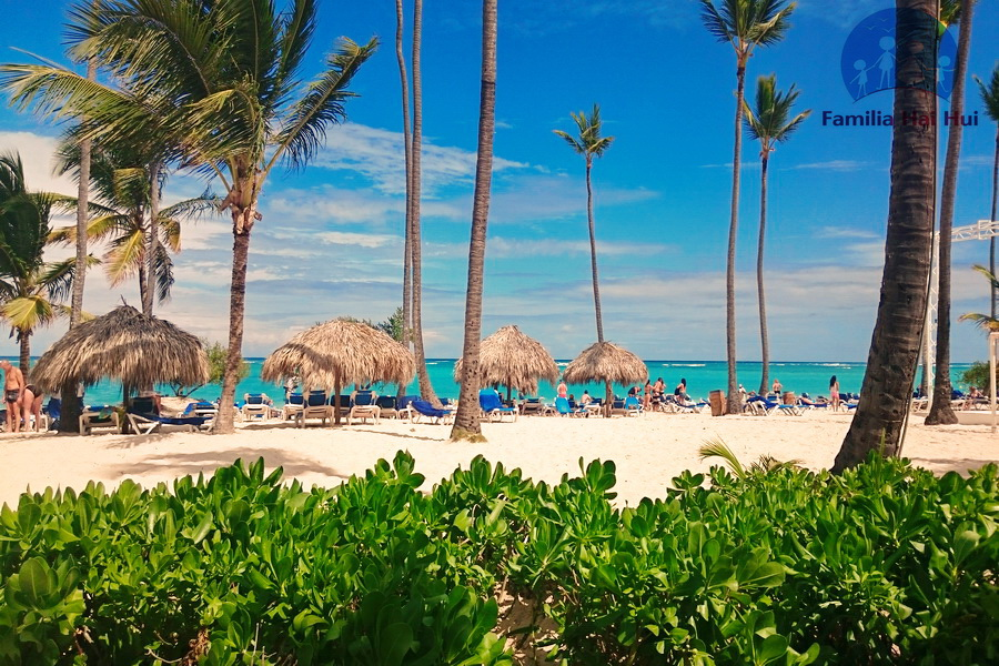 Punta Cana, plaja, Occidental Resort