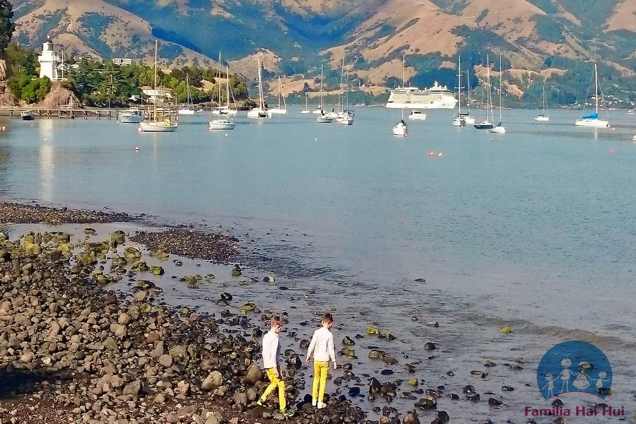 croaziere cu copii, Celebrity Cruises, Celebrity Solstice, Akaroa