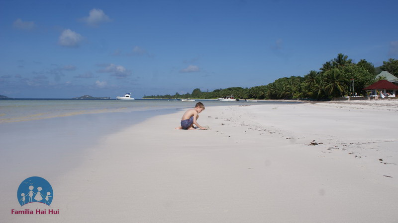 Seychelles insula Praslin