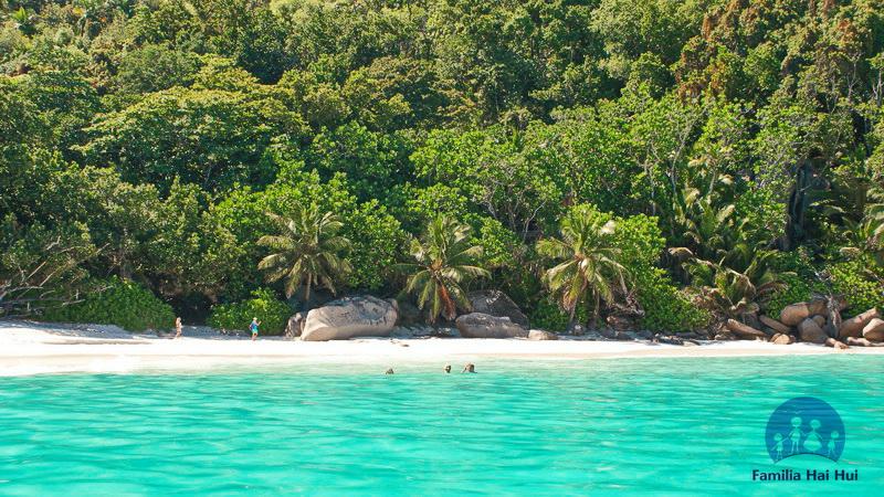 excursia în insulele Cousin, Curieuse și St. Pierre