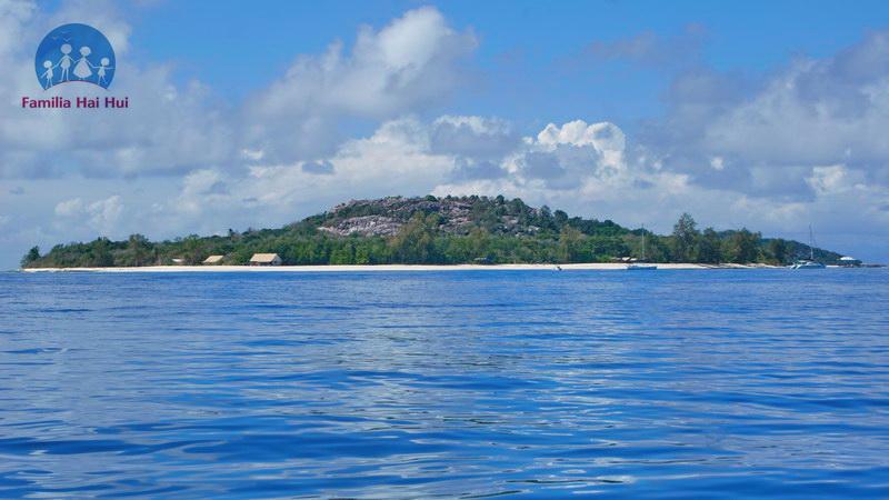 Seychelles insula Cousin