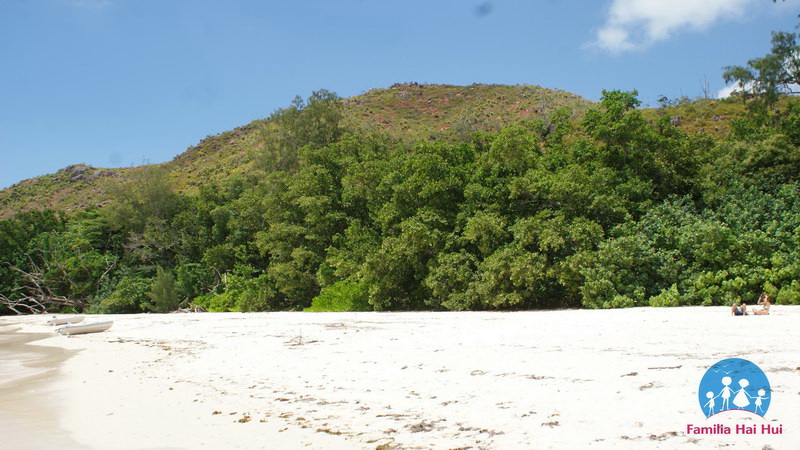 Seychelles, insula Curieuse