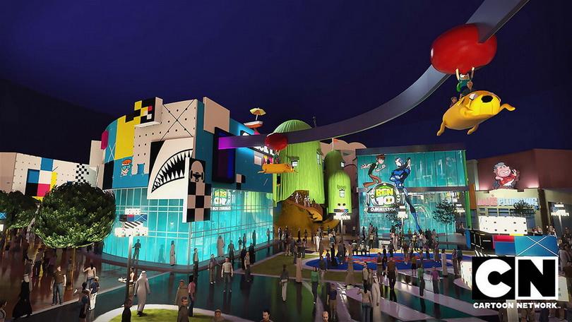 IMG Worlds Dubai
