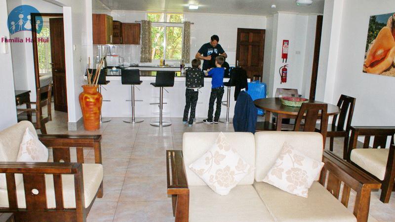 Praslin Holiday Home
