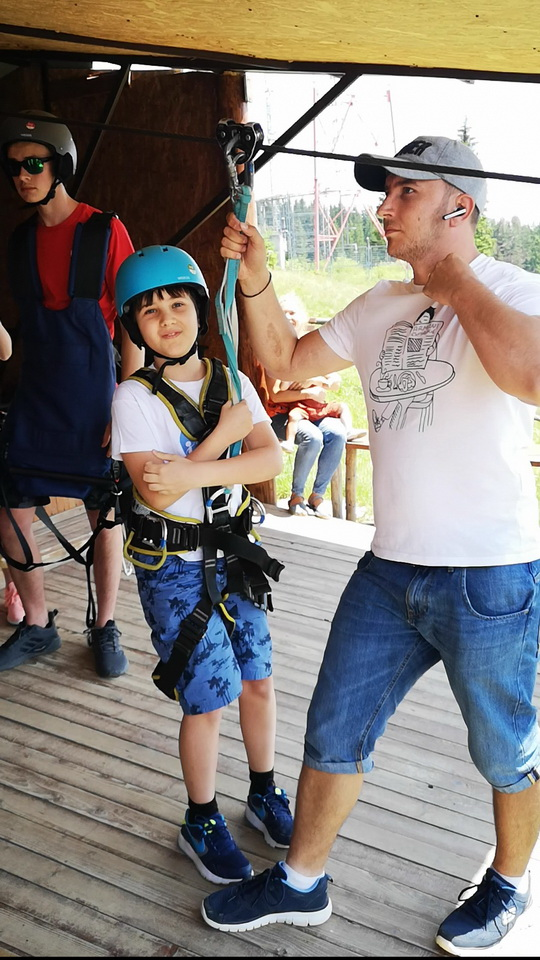 activități de familie în Bucovina